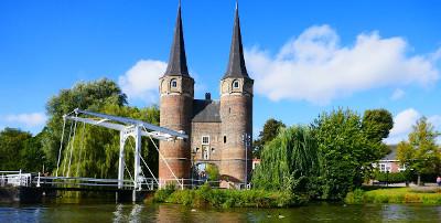 Retour Delft of Leidschendam-Voorburg